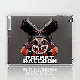 Rocket Raccoon Laptop & iPad Skin
