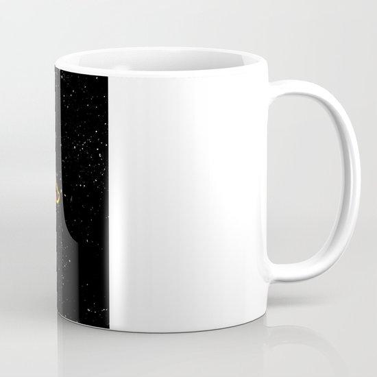 Planetary Discovery 8932: Cheeseburger Mug