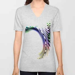Flourish Unisex V-Neck