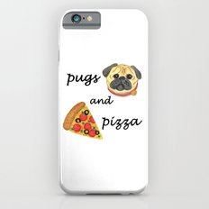 Pugs and Pizza iPhone 6s Slim Case