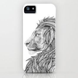 Courage to create iPhone Case