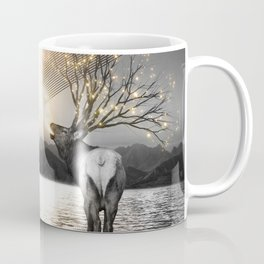 Moon Dust In Your Lungs Coffee Mug