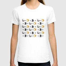Liquid Cats (Pattern) T-shirt