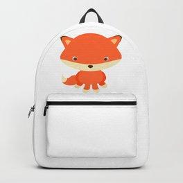 Cute Baby Fox Backpack