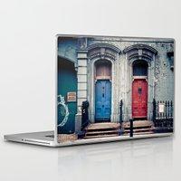 doors Laptop & iPad Skins featuring The Doors by unaciertamirada