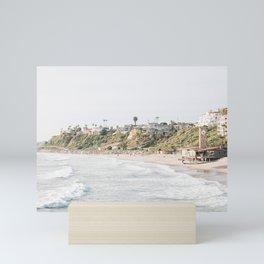 San Clemente Shore 02 Mini Art Print