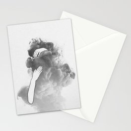 The imaginary parts of my mind. Stationery Cards