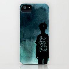 the boy Slim Case iPhone (5, 5s)