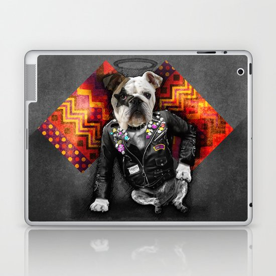 Bad Dog Laptop & iPad Skin