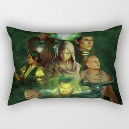 The Inquisition Rectangular Pillow