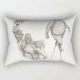 This Thing Called Life Rectangular Pillow