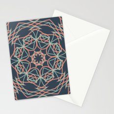 Dark Deco Stationery Cards