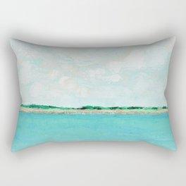 Baby Beach Rectangular Pillow