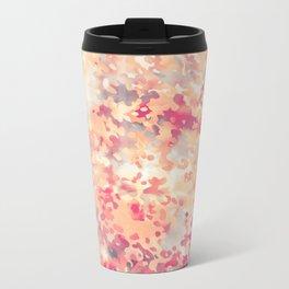 Acid Camouflage Metal Travel Mug