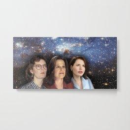 THE THREE GREAT LADIES Metal Print