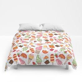 Sweet Summertime Comforters