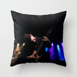 Adam de Micco (Lorna Shore) Throw Pillow