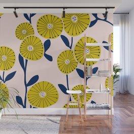 Garden Dreamer Wall Mural