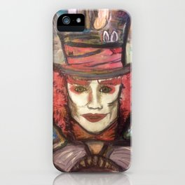Mad-Catter iPhone Case