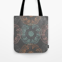 Flirty Doilies Tote Bag