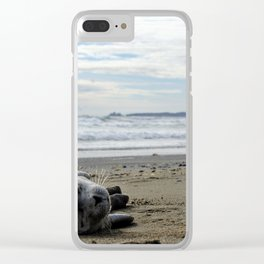 Sealpup Clear iPhone Case
