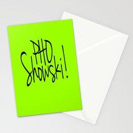 Pho Showski! Stationery Cards
