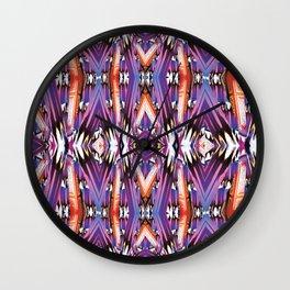 Pattern1 Wall Clock