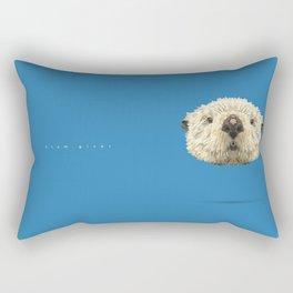 Clam giver Rectangular Pillow