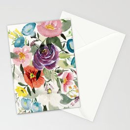 Loose Bouquet no. 3 Stationery Cards