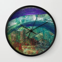 ROYAL Possessions 3 Wall Clock