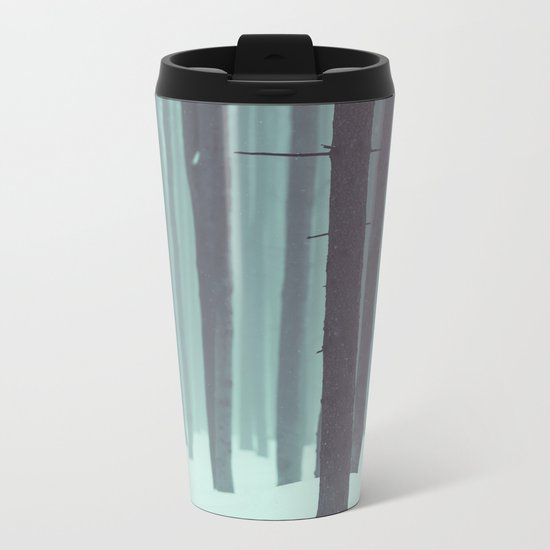 Frozen kingdom Metal Travel Mug