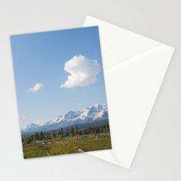 Barren and Few Stationery Cards