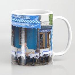 French Cafe Coffee Mug