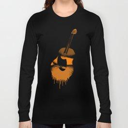 Spanish Guitar Long Sleeve T-shirt