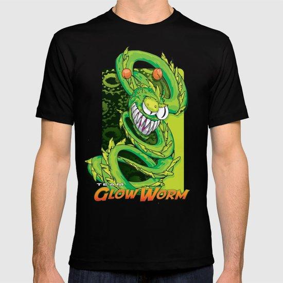 Team Glow Worm T-shirt