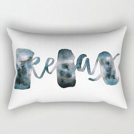Relax mode Rectangular Pillow