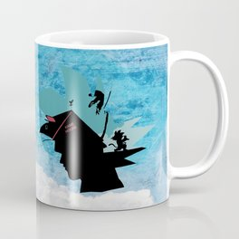 Kame House V2 Coffee Mug