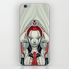 Behind the Curtain iPhone & iPod Skin