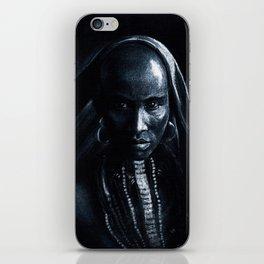 Beautiful african iPhone Skin