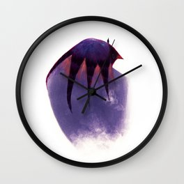 The Bird Mountain Wall Clock