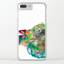 Collection Clear iPhone Case