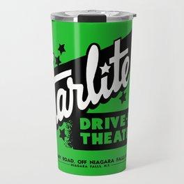 Starlite Drive In Green Travel Mug