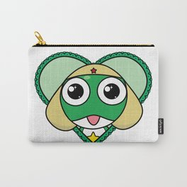 Lots of Keroro Love!! Carry-All Pouch