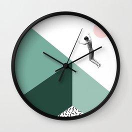 Minimal. Modern. Concept Art. Wall Clock
