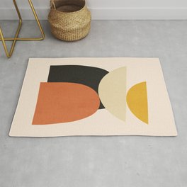 Abstract Shapes 41 Rug