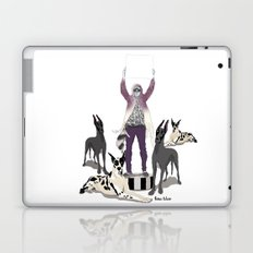 Silencio Laptop & iPad Skin