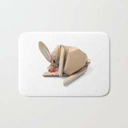 Unlucky Rabbits Foot Bath Mat