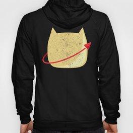 CatStronaut Emblem Hoody