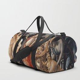 Primavera, Botticelli Duffle Bag