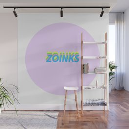 Zoinks Wall Mural